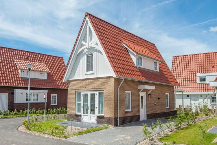 Villa  met wifi  Koudekerke  Noordzee Résidence Dishoek 4