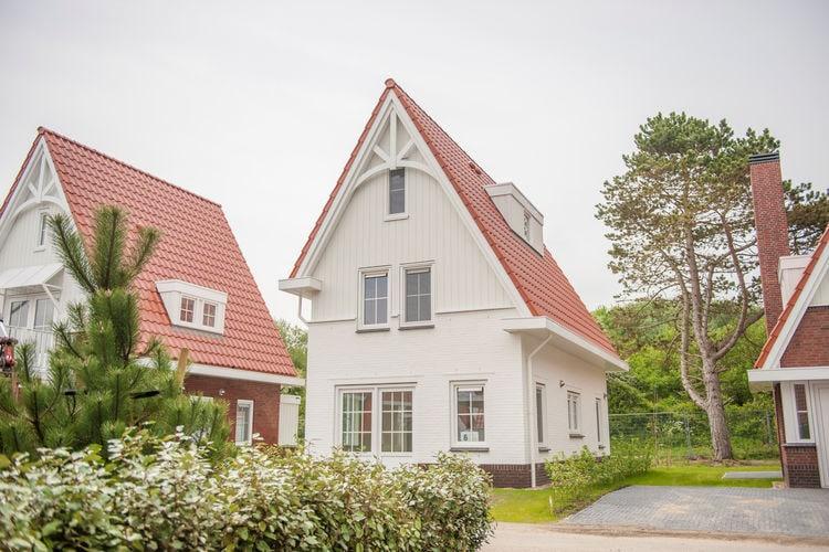 Koudekerke Vakantiewoningen te huur Luxe villa met twee slaapkamers met elk een eigen badkamer, 1 km. van het strand