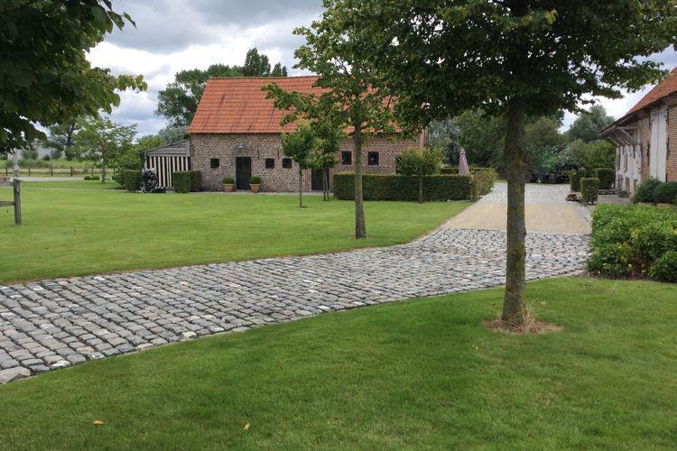 Belgie Boerderijen te huur Zeer smaakvol ingerichte vakantiewoning op landgoed in West Vlaanderen