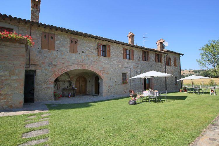 Vakantiehuizen Italie | Umbrie | Vakantiehuis te huur in Todi met zwembad  met wifi 4 personen