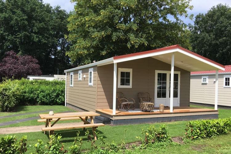 Noord-Brabant Bungalows te huur Sfeervolle bungalow, op vakantiepark met zwembad in prachtige omgeving
