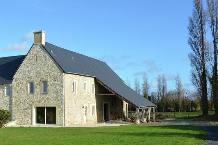 Frankrijk | Normandie | Boerderij te huur in Maisons   met wifi 6 personen