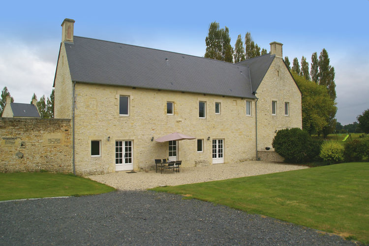 Frankrijk | Normandie | Boerderij te huur in Maisons   met wifi 4 personen