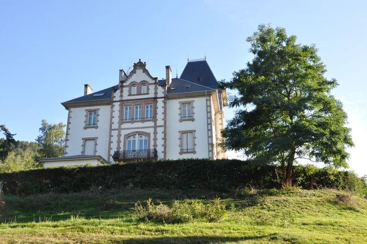 Castle Alsace Vosges Lorraine