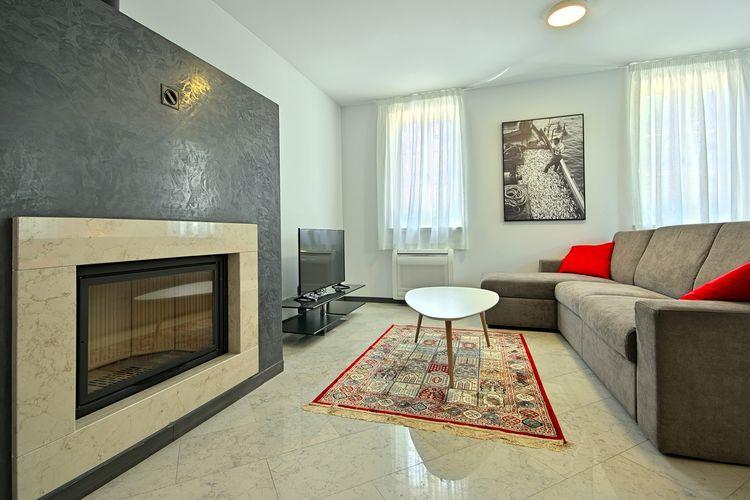 Appartement Kroatië, Istrie, Funtana Appartement HR-52452-05