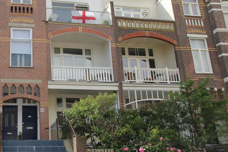 Prachtig romantisch appartement op loopafstand van de boulevard van Scheveningen