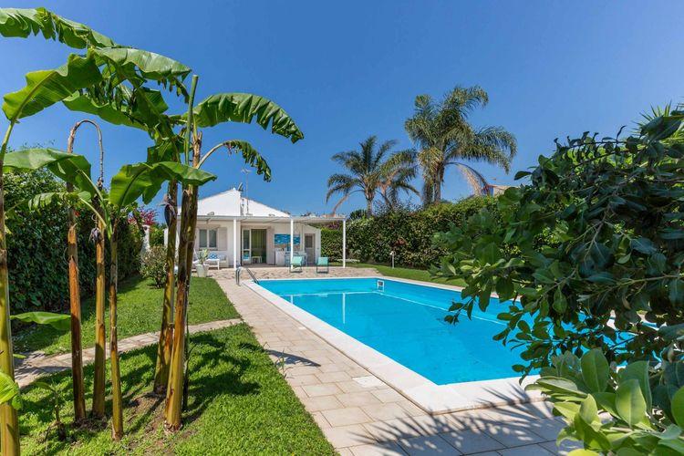 Italie / Sicilia | Villa met zwembad met wifi  - Scicli  Chiara Sicily