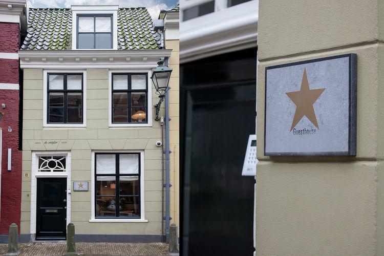 Vakantiewoning Nederland, Friesland, Leeuwarden vakantiewoning NL-8919-02