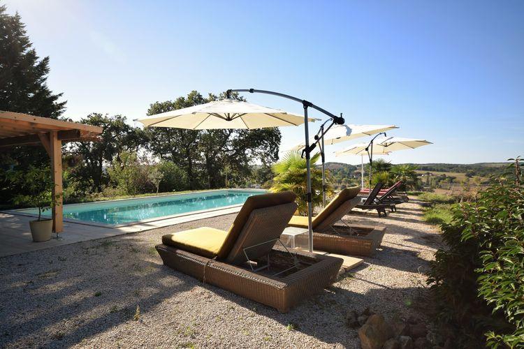 Vakantiehuizen Midi-pyrenees te huur Gaujan- FR-00004-63 met zwembad  met wifi te huur