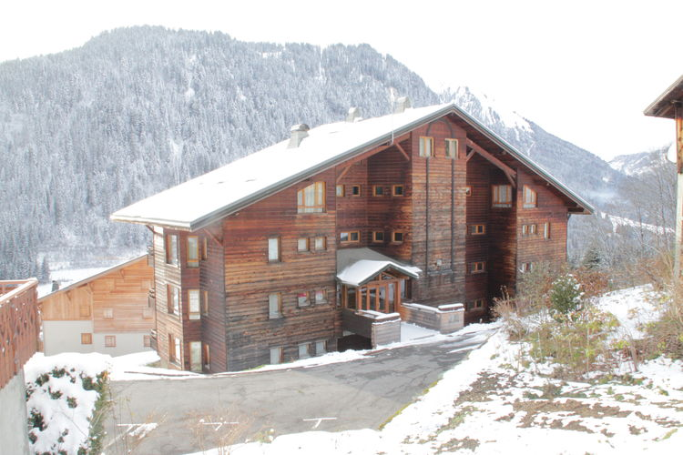 Le Val Pierre - Chalet - Châtel