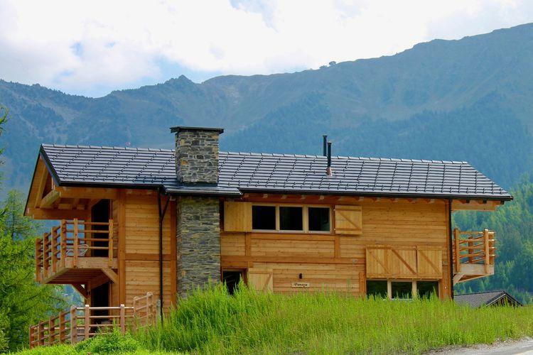 Chalet Panaga - Accommodation - La Tzoumaz