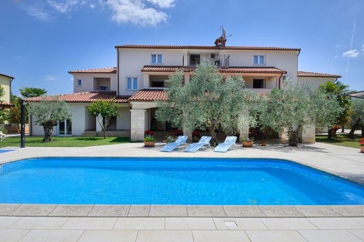 Appartement Kroatië, Istrie, Porec Appartement HR-52440-180