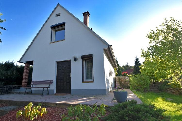 Duitsland | Berlijn | Vakantiehuis te huur in Harzgerode-ot-Guntersberge   met wifi 4 personen