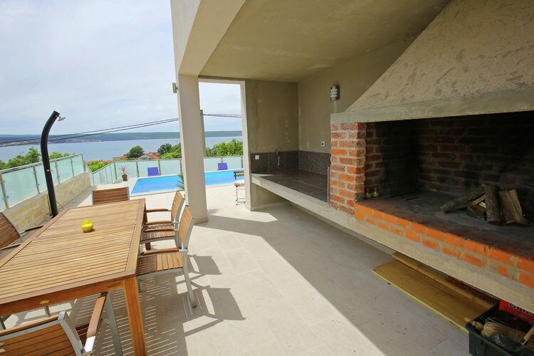 vakantiehuis Kroatië, Dalmatie, Jasenice - Maslenica vakantiehuis HR-23243-01