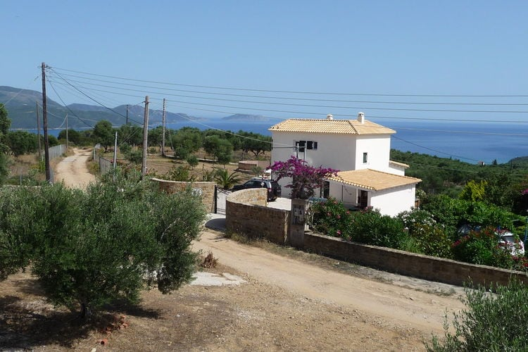 Villa met zwembad met wifi  Kamaria  Pelops Villa Siga Siga
