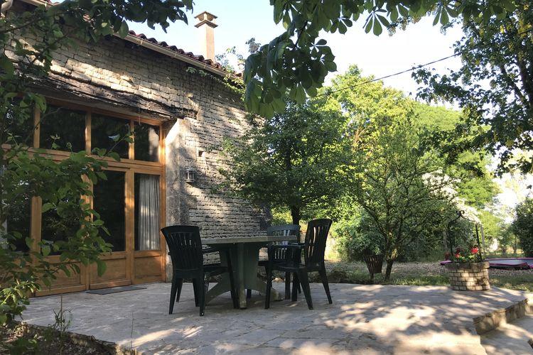 Vakantiehuis  met wifi  Breuillaud  Les Pieds des Sables