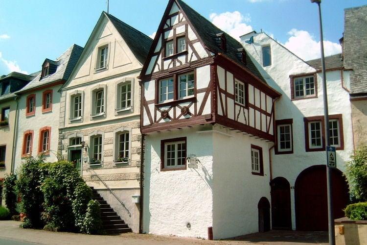 Duitsland | Moezel | Vakantiehuis te huur in Bernkastel-Kues   met wifi 8 personen