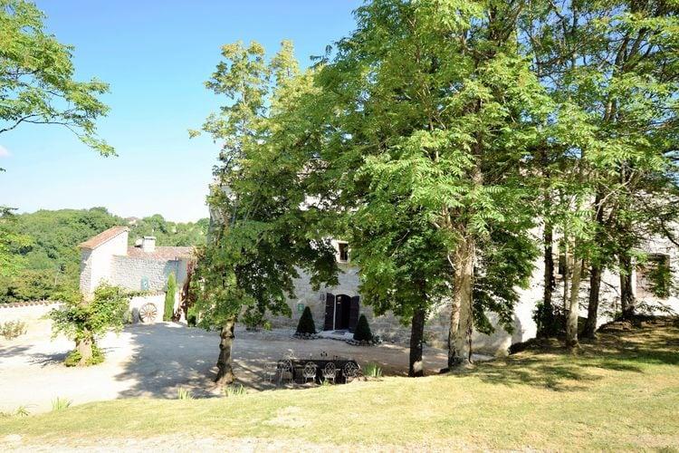 Kasteel Frankrijk, Midi-Pyrenees, Bon Encontre Kasteel FR-00004-79
