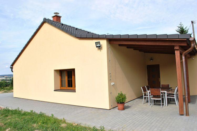 Vakantiewoning huren in Zuid- en midden- Moravi - met zwembad  met wifi met zwembad voor 6 personen  Uw vrijstaande bungalow op Ranch B..