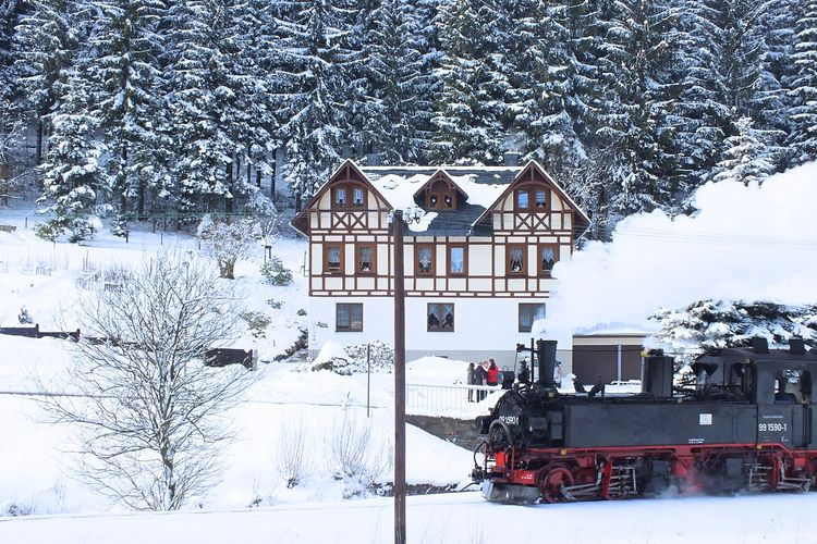 Vakantiehuizen Duitsland | Saksen | Appartement te huur in Johstadt   met wifi 2 personen