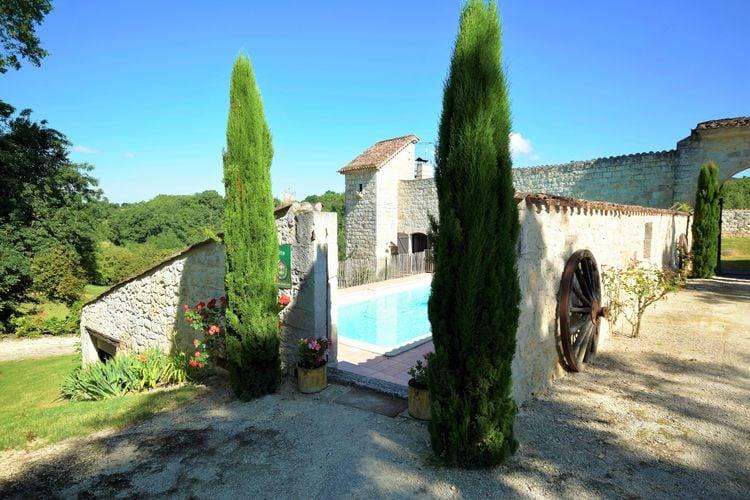 Kasteel Frankrijk, Midi-Pyrenees, Bon Encontre Kasteel FR-00004-82