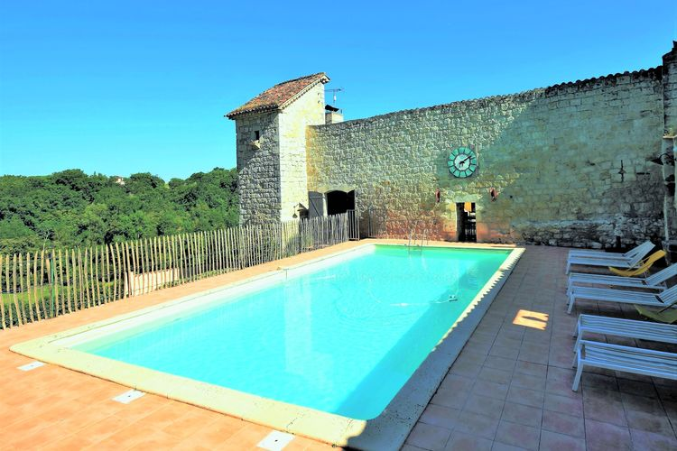 Vakantiehuizen Midi-pyrenees te huur Bon-Encontre- FR-00004-83   met wifi te huur