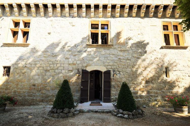 Kasteel Frankrijk, Midi-Pyrenees, Bon Encontre Kasteel FR-00004-84