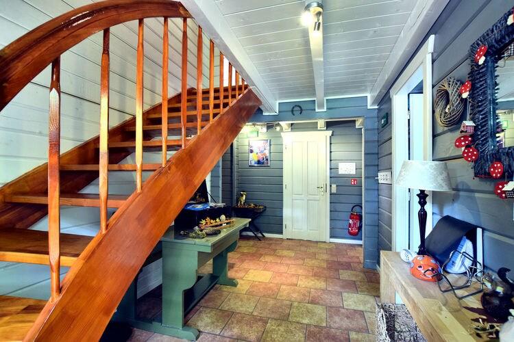 vakantiehuis België, Luxemburg, Barvaux vakantiehuis BE-6940-222