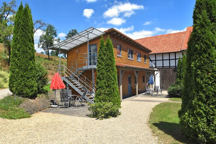 Appartement  met wifi  Bad-WildungenAm Ferienbauernhof - FW 2