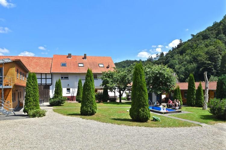 Vakantiehuizen Duitsland | Hessen | Appartement te huur in Bad-Wildungen   met wifi 5 personen