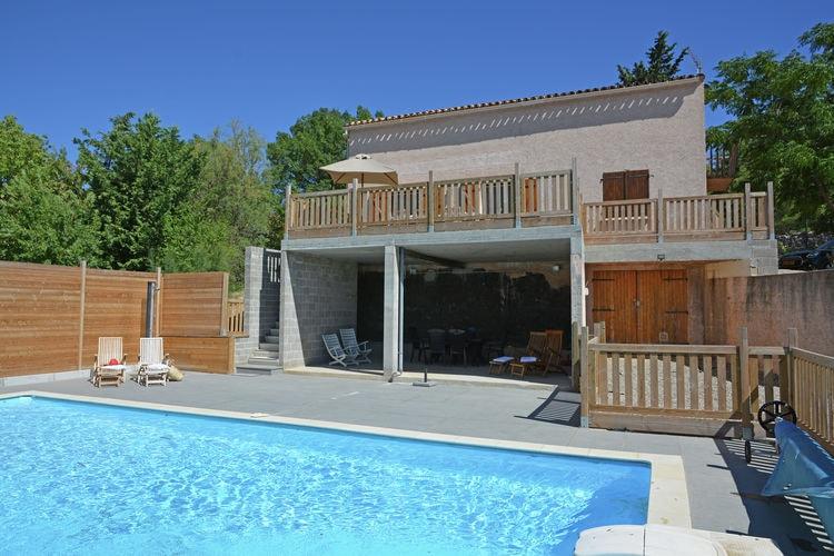 Félines-Minervois Vakantiewoningen te huur Fijne villa met privézwembad en mooi uitzicht in schitterende omgeving