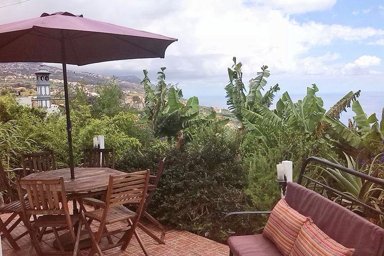 Vakantiehuis  met wifi aan zee Estreito da Calheta  Casa Borboleta