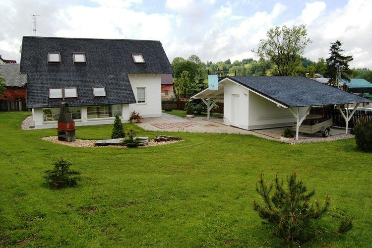 vakantiehuis Tsjechië, Reuzengebergte - Jzergebergte, Kořenov vakantiehuis CZ-46849-05
