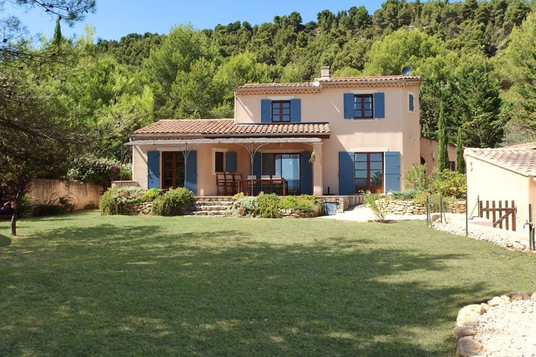 Vakantiehuizen Frankrijk | Provence-alpes-cote-d-azur | Villa te huur in Beaumes-De-Venise met zwembad  met wifi 6 personen