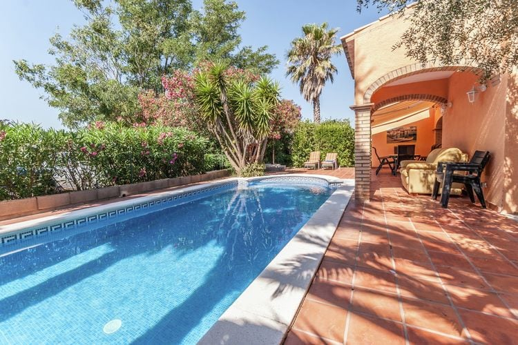 Vakantiehuis met zwembad met wifi  Sant Pere Pescador  Nautic Park