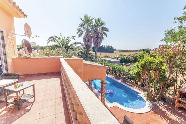 Vakantiehuis spanje, Costa Brava, Sant Pere Pescador Vakantiehuis ES-00004-25