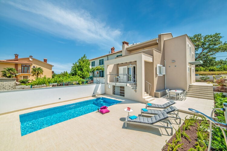 Villa Kroatië, Istrie, Salakovci Villa HR-52220-28