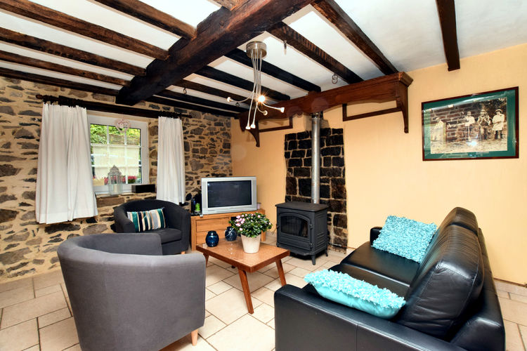 Vakantiehuizen Belgie | Luxemburg | Vakantiehuis te huur in Borlon   met wifi 6 personen
