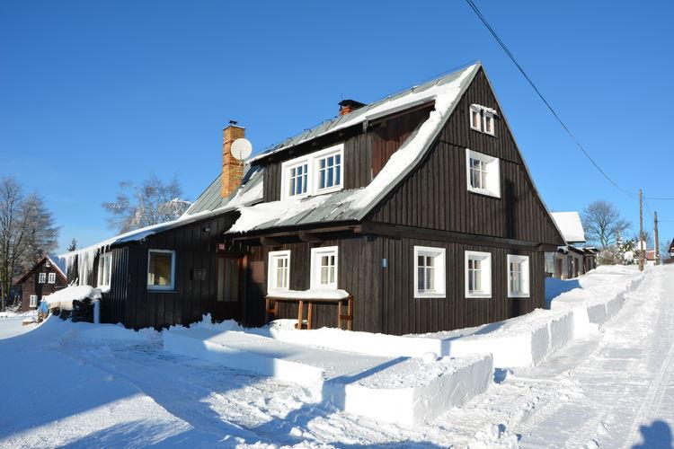 Vakantiehuizen Tsjechie | Reuzengebergte-Jzergebergte | Vakantiehuis te huur in Pichovice    10 personen