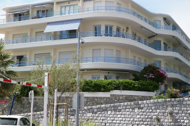 Appartementen Frankrijk | Provence-alpes-cote-d-azur | Appartement te huur in Antibes   met wifi 4 personen
