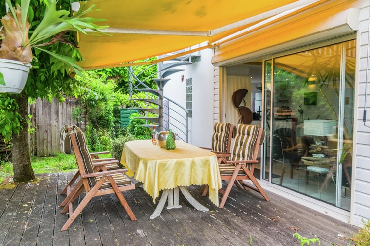 Vakantiehuizen Frankrijk | Cote-Atlantique | Vakantiehuis te huur in Andernos-Les-Bains   met wifi 4 personen