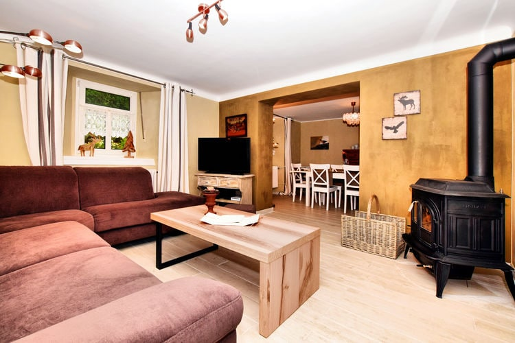 Vakantiewoning België, Luik, Burg-Reuland. vakantiewoning BE-0003-15