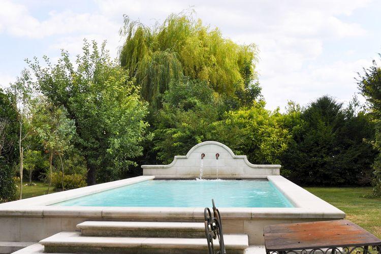 Frankrijk | Champagne-ardenne | Vakantiehuis te huur in Rilly-Sainte-Syre met zwembad   8 personen