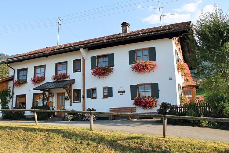Duitsland | Allgau | Appartement te huur in Trauchgau   met wifi 2 personen