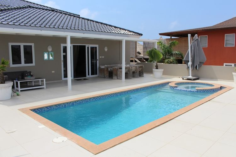 Villa huren in  Curacao - met zwembad nabij Strand met wifi met zwembad voor 8 personen  Geniet van de ultieme troische dro..