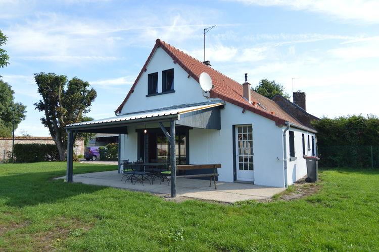 Picardie Vakantiewoningen te huur Authie