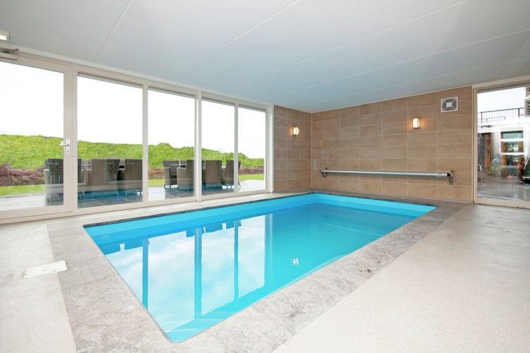 Vakantiehuizen Nederland | Zeeland | Vakantiehuis te huur in Colijnsplaat met zwembad  met wifi 12 personen