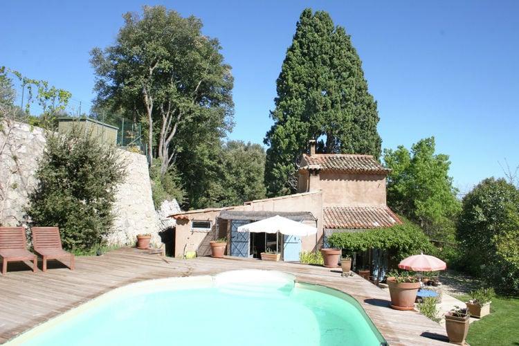 Régusse Vakantiewoningen te huur Idylisch, Provençaals vakantiehuis met verwarmbaar privézwembad, op 15 km van de Gorge du Verdon