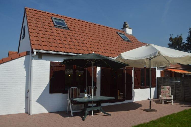 vakantiehuis België, West Vlaanderen, De Haan vakantiehuis BE-8420-63