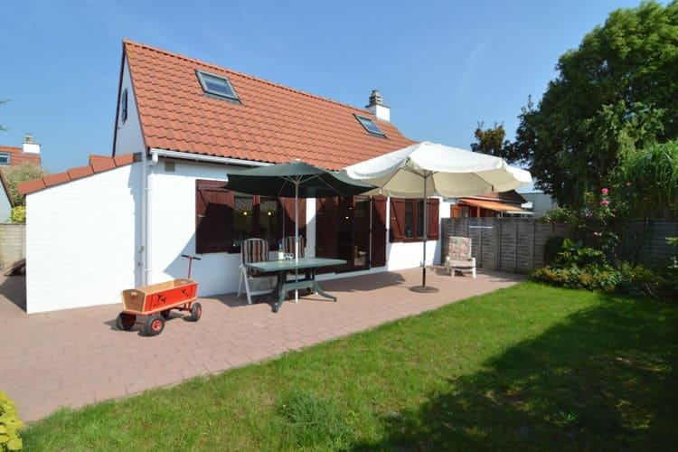 Vakantiehuis  met wifi aan zee West VlaanderenTime-out
